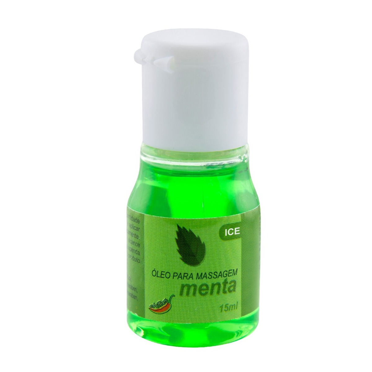 Gel Aromatizante Ice Menta 15ML Chillies