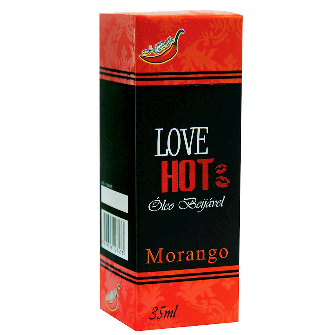 Love Hot Morango Chillies 35ml - C125