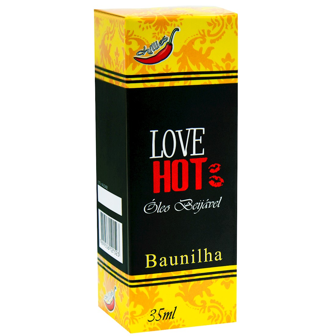 Love Hot Baunilha 35ml - C130