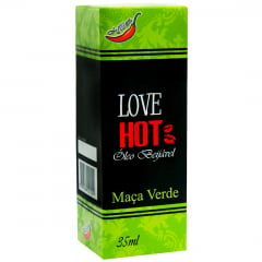 Love Hot Maçã Verde Chillies 30ml - C123
