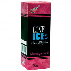Love Ice Morango Fresh Chillies 30ml - C137